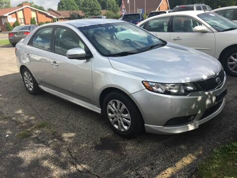 2012 Kia Forte for sale at Or Best Offer Motorsports in Columbus OH