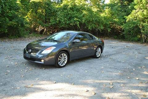2009 Nissan Altima for sale at Or Best Offer Motorsports in Columbus OH