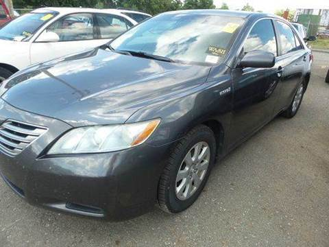 2007 Toyota Camry Hybrid for sale at Or Best Offer Motorsports in Columbus OH