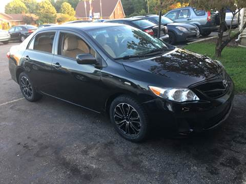 2012 Toyota Corolla for sale at Or Best Offer Motorsports in Columbus OH