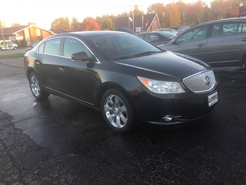 2011 Buick LaCrosse for sale at Or Best Offer Motorsports in Columbus OH
