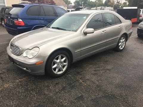 2003 Mercedes-Benz C-Class for sale at Or Best Offer Motorsports in Columbus OH