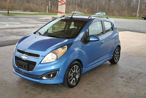 2013 Chevrolet Spark for sale at Or Best Offer Motorsports in Columbus OH
