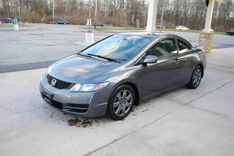 2009 Honda Civic for sale at Or Best Offer Motorsports in Columbus OH