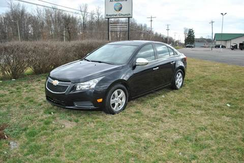2014 Chevrolet Cruze for sale at Or Best Offer Motorsports in Columbus OH