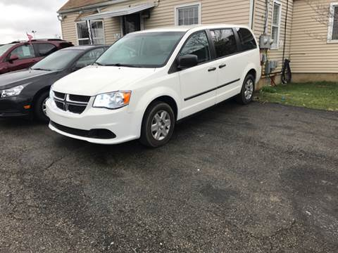 2008 Dodge Grand Caravan for sale at Or Best Offer Motorsports in Columbus OH