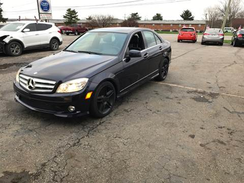 2010 Mercedes-Benz C-Class for sale at Or Best Offer Motorsports in Columbus OH
