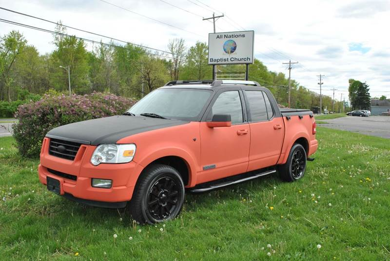 2007 Ford Explorer Sport Trac for sale at Or Best Offer Motorsports in Columbus OH