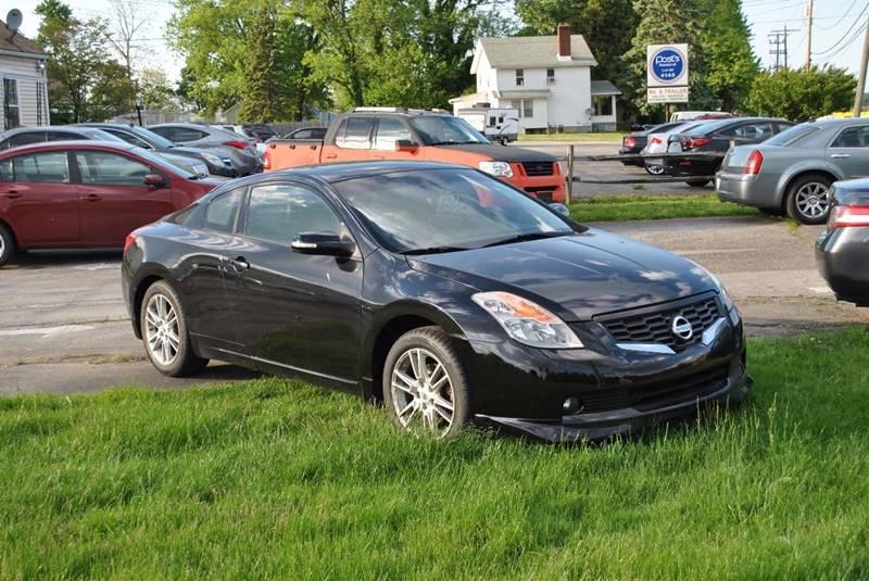 2008 Nissan Altima 3.5 SE 2dr Coupe 6M   Columbus OH