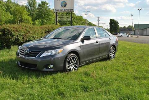 2011 Toyota Camry for sale at Or Best Offer Motorsports in Columbus OH