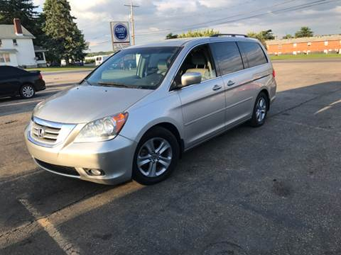 2009 Honda Odyssey for sale at Or Best Offer Motorsports in Columbus OH