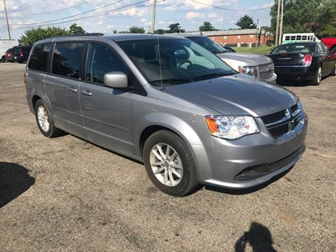 2014 Dodge Grand Caravan for sale at Or Best Offer Motorsports in Columbus OH