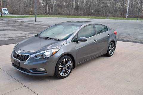 2014 Kia Forte for sale at Or Best Offer Motorsports in Columbus OH