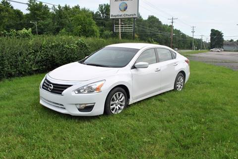 2013 Nissan Altima for sale at Or Best Offer Motorsports in Columbus OH