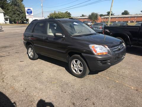 2007 Kia Sportage for sale at Or Best Offer Motorsports in Columbus OH
