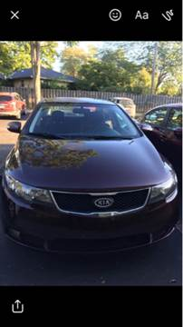 2010 Kia Forte for sale at Or Best Offer Motorsports in Columbus OH