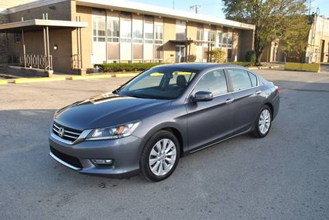 2013 Honda Accord for sale at Or Best Offer Motorsports in Columbus OH