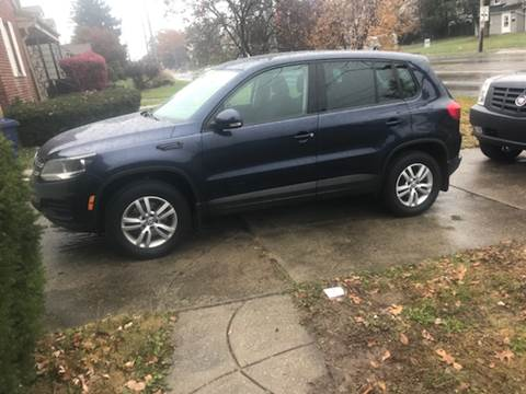 2013 Volkswagen Tiguan for sale at Or Best Offer Motorsports in Columbus OH