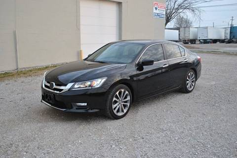 2014 Honda Accord for sale at Or Best Offer Motorsports in Columbus OH