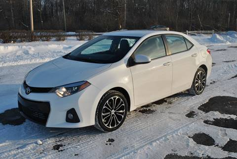 2015 Toyota Corolla for sale at Or Best Offer Motorsports in Columbus OH