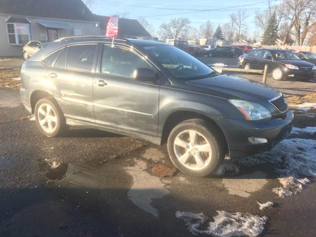 2004 Lexus RX 330 for sale at Or Best Offer Motorsports in Columbus OH