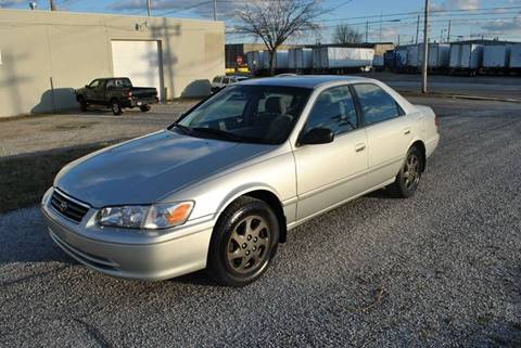 2000 Toyota Camry for sale at Or Best Offer Motorsports in Columbus OH