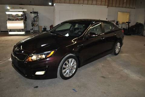2015 Kia Optima for sale at Or Best Offer Motorsports in Columbus OH