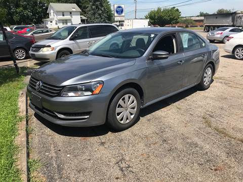 2013 Volkswagen Passat for sale at Or Best Offer Motorsports in Columbus OH