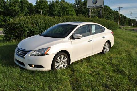 2013 Nissan Sentra for sale at Or Best Offer Motorsports in Columbus OH