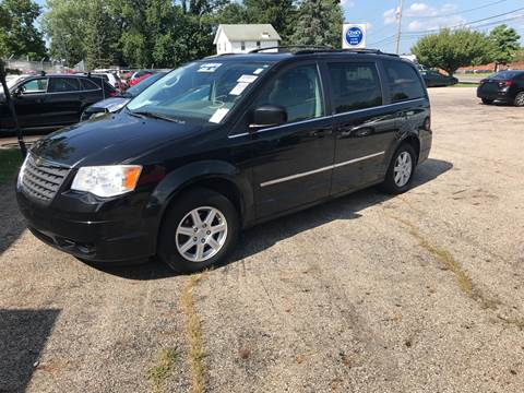 2010 Chrysler Town and Country for sale at Or Best Offer Motorsports in Columbus OH