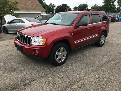 2005 Jeep Grand Cherokee for sale at Or Best Offer Motorsports in Columbus OH