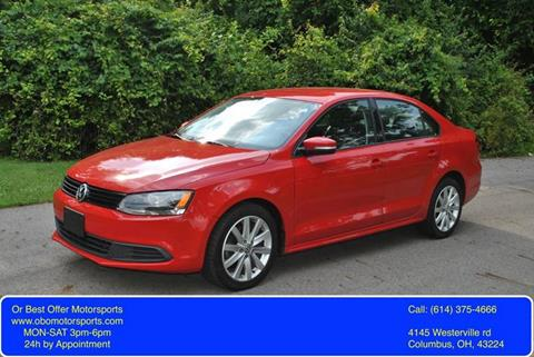 2012 Volkswagen Jetta for sale in Columbus, OH