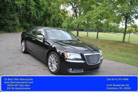 2012 Chrysler 300 for sale at Or Best Offer Motorsports in Columbus OH
