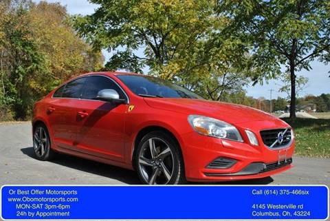 2012 Volvo S60 for sale at Or Best Offer Motorsports in Columbus OH