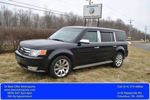 2010 Ford Flex for sale at Or Best Offer Motorsports in Columbus OH
