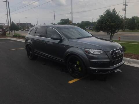 2010 Audi Q7 for sale at Or Best Offer Motorsports in Columbus OH