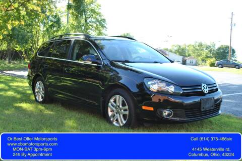 2010 Volkswagen Jetta for sale at Or Best Offer Motorsports in Columbus OH