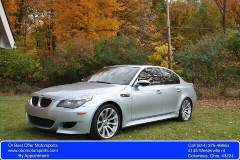 2008 BMW M5 for sale at Or Best Offer Motorsports in Columbus OH