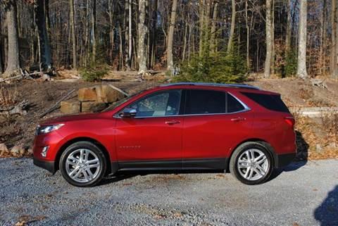 2018 Chevrolet Equinox for sale at Alverda Sales and Service in Alverda PA
