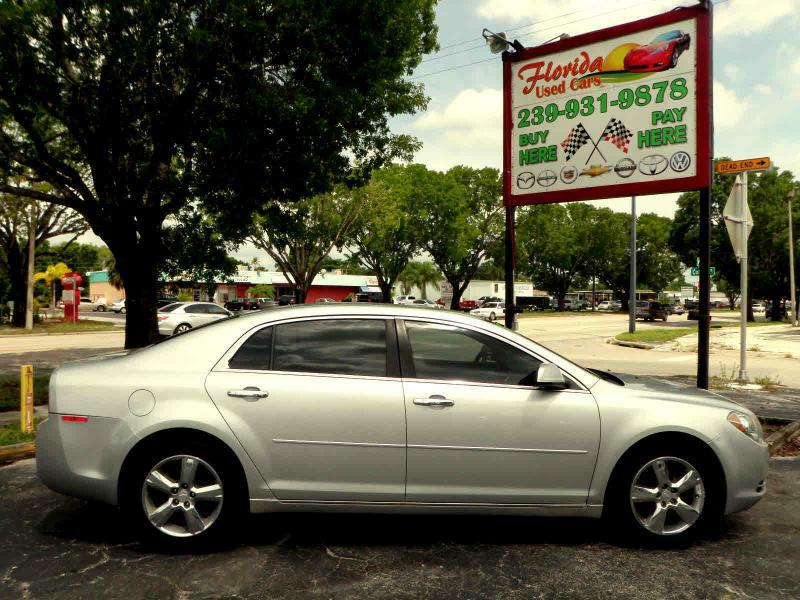 2012 Chevrolet Malibu LT In Fort Myers FL - FLORIDA USED CARS INC
