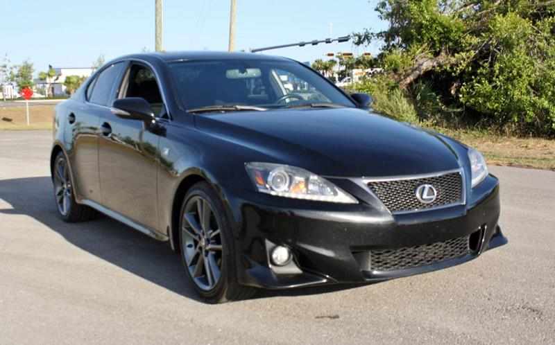 2011 Lexus IS 250 For Sale At FLORIDA USED CARS INC In Fort Myers FL