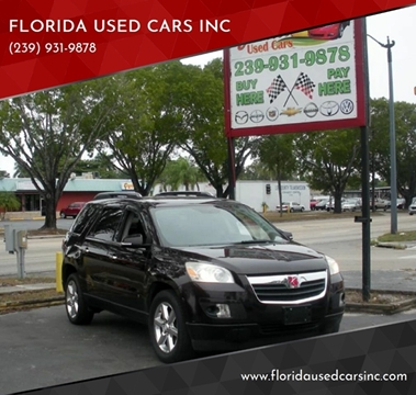 2008 Saturn Outlook for sale in Fort Myers, FL