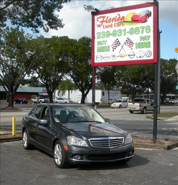 2010 Mercedes-Benz C-Class for sale in Fort Myers, FL
