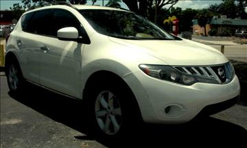 2009 Nissan Murano for sale in Fort Myers, FL