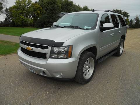 2012 Chevrolet Tahoe for sale in Mountain Lake, MN