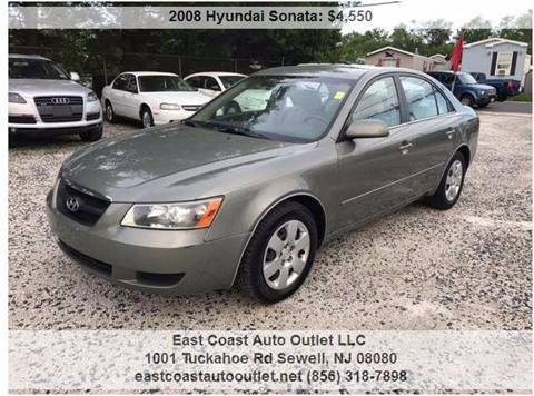 2008 Hyundai Sonata for sale in Sewell, NJ