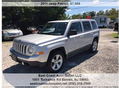 2011 Jeep Patriot for sale in Sewell, NJ