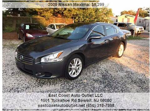 2009 Nissan Maxima for sale in Sewell, NJ