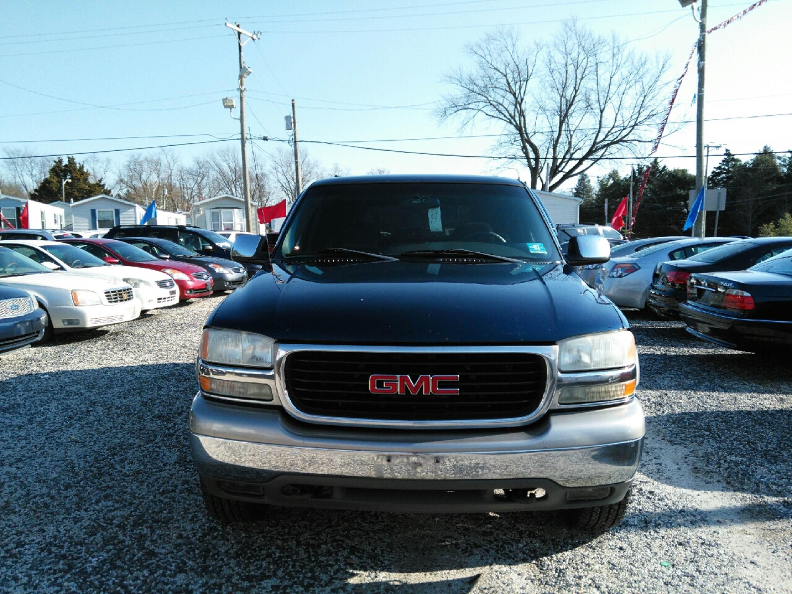 2001 GMC Sierra 2500 for sale in Sewell, NJ