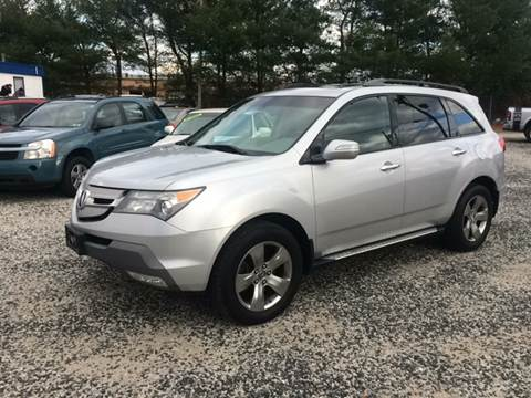 2008 Acura MDX for sale in Sewell, NJ